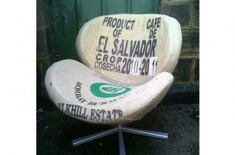 Coffee Sack Chair