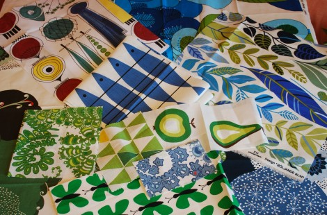 Scandinavian designed fabrics