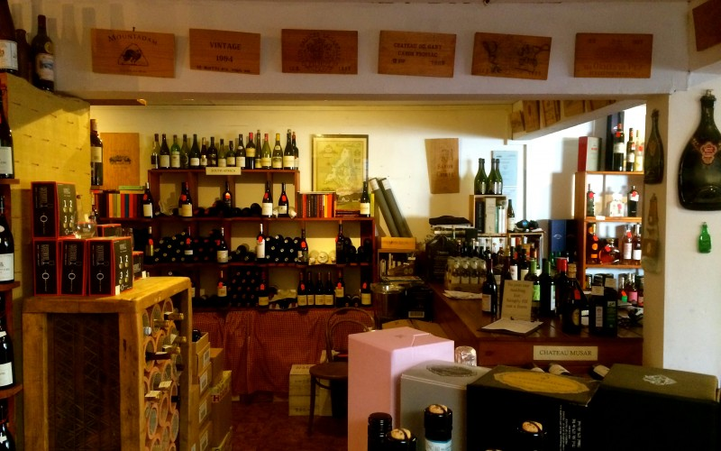 wine and beer retail