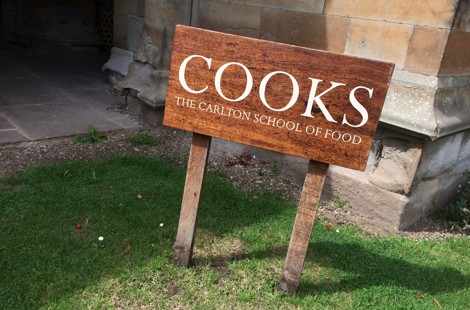 'Cooks' - The Carlton School of Food.