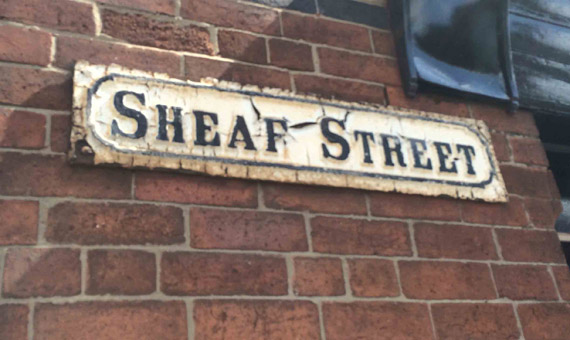 Sheaf St in Leeds is home to the new venture from Laynes Espresso