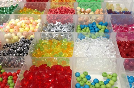 Craft activities in Harrogate are fun thanks to the colourful selection at Bead Harrogate