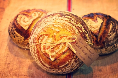 Make the best sandwiches in Harrogate with Farm Bistro's sourdough bread