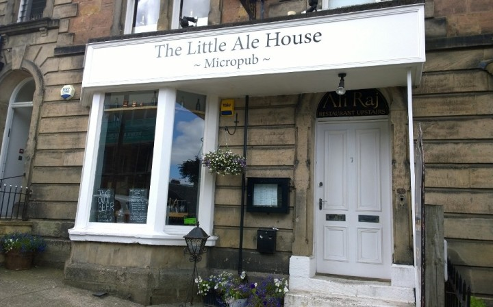The Little Ale House is one of the newest pubs with beer gardens in Harrogate