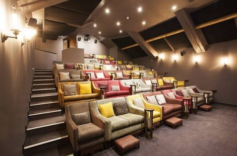 independent cinemas near Harrogate