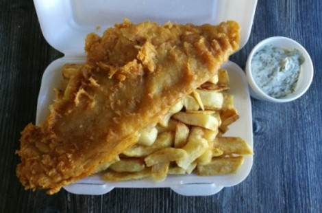 Could Graveley's be selling the best fish and chips in Harrogate?