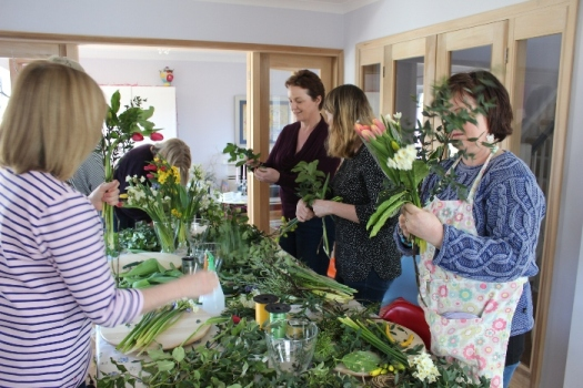 Harrogate Garden and Flower School offers adult education in Harrogate.