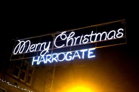 christmas in harrogate