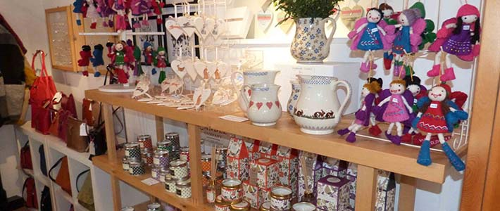 Locals' Guide to Harrogate: Independent Gift Shops