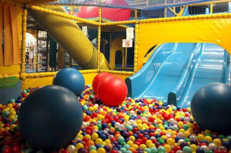 indoor play centres around Harrogate