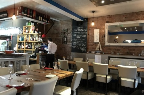 Greek and Turkish restaurants in Harrogate