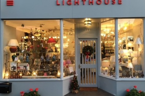 Lighthouse shop front